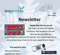 Newsletter Winter 2021